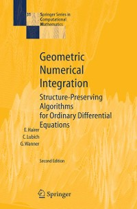 Cover Geometric Numerical Integration