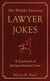 Cover The World's Funniest Lawyer Jokes