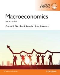 Cover Macroeconomics, Global Edition