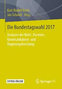 Cover Die Bundestagswahl 2017