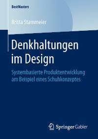 Cover Denkhaltungen im Design