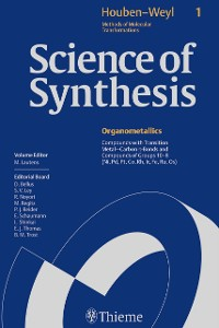 Cover Science of Synthesis: Houben-Weyl Methods of Molecular Transformations Vol. 1