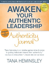 Cover Awaken Your Authentic Leadership - Authenticity Journal
