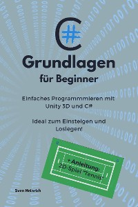 Cover C# - Grundlagen für Beginner