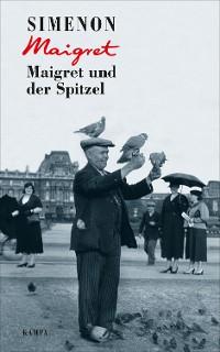 Cover Maigret und der Spitzel