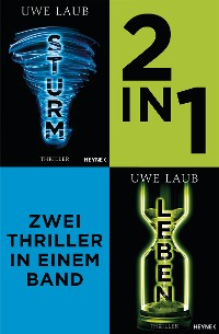 Cover Sturm / Leben (2in1-Bundle)