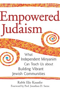 Cover Empowered Judaism