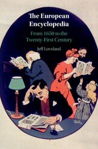 Cover European Encyclopedia