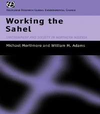 Cover Working the Sahel