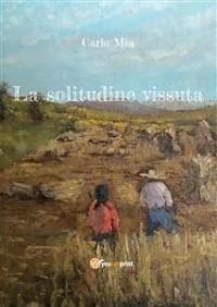 Cover La solitudine vissuta