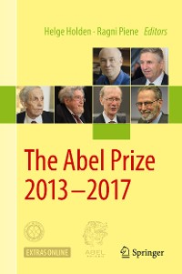 Cover The Abel Prize 2013-2017