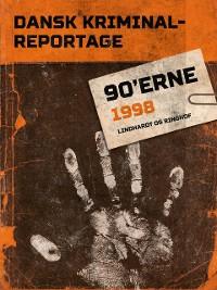Cover Dansk Kriminalreportage 1998
