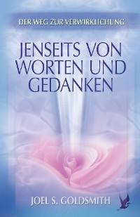 Cover Jenseits von Worten und Gedanken