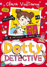 Cover Birthday Surprise (Dotty Detective, Book 5)