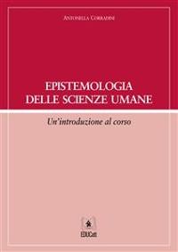 Cover Epistemologia delle scienze umane