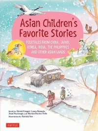Cover Asian Children's Favorite Stories