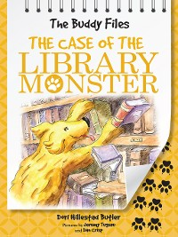 Cover The Case of the Library Monster