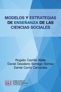 Cover Modelos Y Estrategias De Enseñanza De Las Ciencias Sociales
