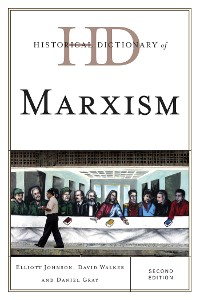 Cover Historical Dictionary of Marxism