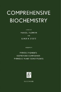 Cover Pyrrole Pigments, Isoprenoid Compounds and Phenolic Plant Constituents