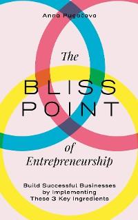 Cover The Bliss Point of Entrepreneurship