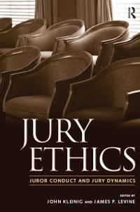 Cover Jury Ethics