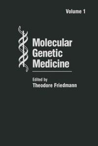 Cover Molecular Genetic Medicine