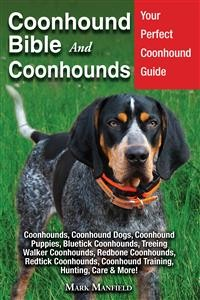 Cover Coonhound Bible and Coonhounds