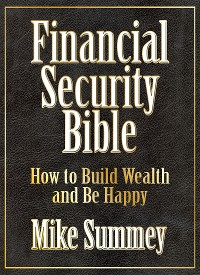 Cover The Financial Security Bible