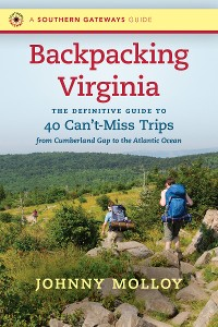 Cover Backpacking Virginia