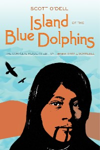 Cover Island of the Blue Dolphins