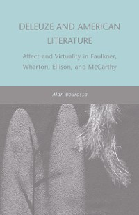 Cover Deleuze and American Literature
