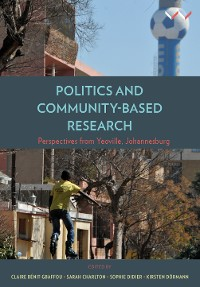 Cover Politics and Community-Based Research