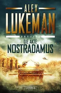 Cover DIE AKTE NOSTRADAMUS (Project 6)