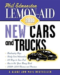 Cover Lemon-Aid New Cars and Trucks 2010