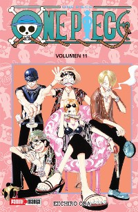 Cover One Piece 11