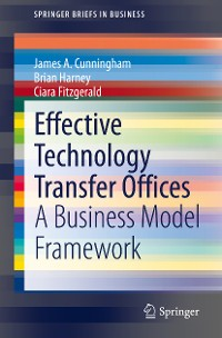 Cover Effective Technology Transfer Offices