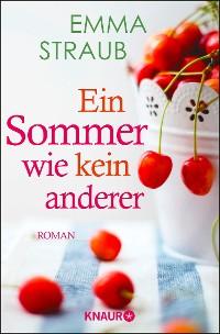 Cover Ein Sommer wie kein anderer