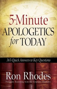 Cover 5-Minute Apologetics for Today