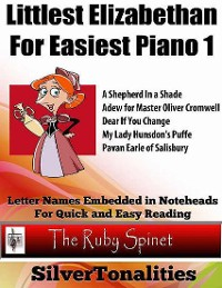 Cover Littlest Elizabethan for Easiest Piano 1