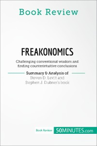 Cover Book Review: Freakonomics by Steven D. Levitt and Stephen J. Dubner