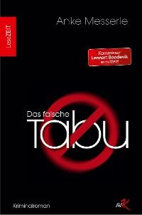 Cover Das falsche Tabu
