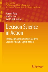 Cover Decision Science in Action
