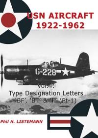 Cover USN Aircraft 1922-1962