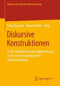 Cover Diskursive Konstruktionen