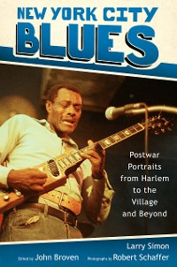 Cover New York City Blues