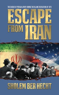 Cover Escape From Iran