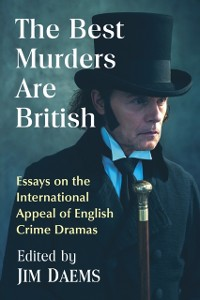 Cover Best Murders Are British