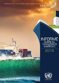 Cover Informe sobre el transporte marítimo en 2019