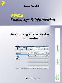 Cover PRIMA Knowledge & Information